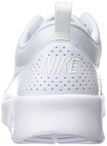 Thea Scarpe Ginnastica Max 110 White Platinum Pure Grigio da Nike White Air Donna qaFATT