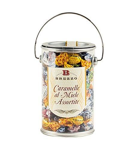Brezzo - Cubo de dulces surtidos con miel 200gr.: Amazon.es: Alimentación y bebidas