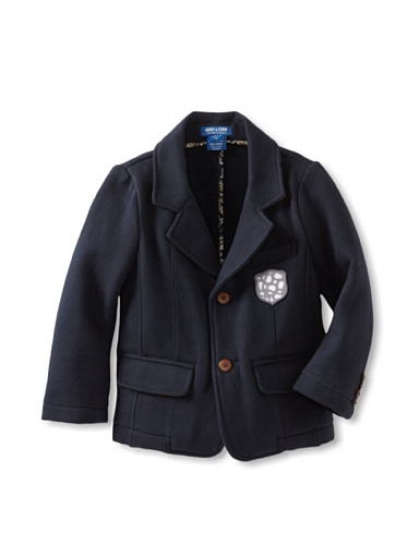 Andy & Evan Boy's The Arlington Knit Blazer, Navy, 4T