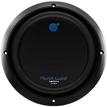 Planet Audio AC8D 1200 Watt, 8 Inch, Dual 4 Ohm Voice Coil Car Subwoofer