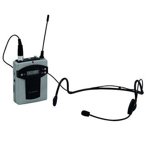 Omnitronic 13075001 TM-105 WAMS-05 Taschensenderset (XLR)