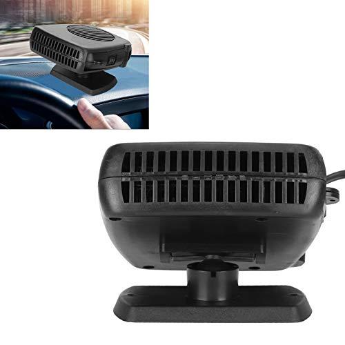 ABS van de autoverwarmer Comfortabele Auto Elektrische Verwarmer voor het Verwarmen