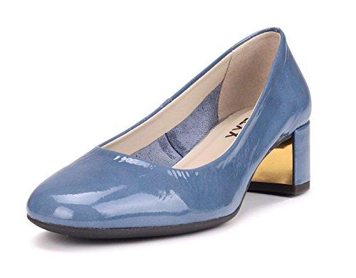 Flexx Denim Bleu Pump The Up Escarpin Femme Aq07SC