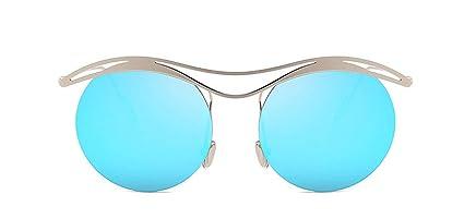 Hemio Retro John Lennon Gafas de sol redondas Hippie Gafas ...
