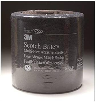 3M 07521 Multi-Flex Abrasive Sheet