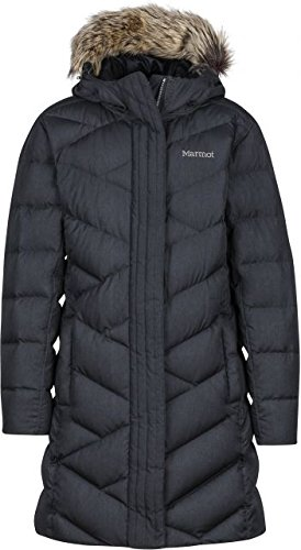 Marmot Kids Girl's Strollbridge Jacket (Little Kids/Big Kids) Black Large by Marmot