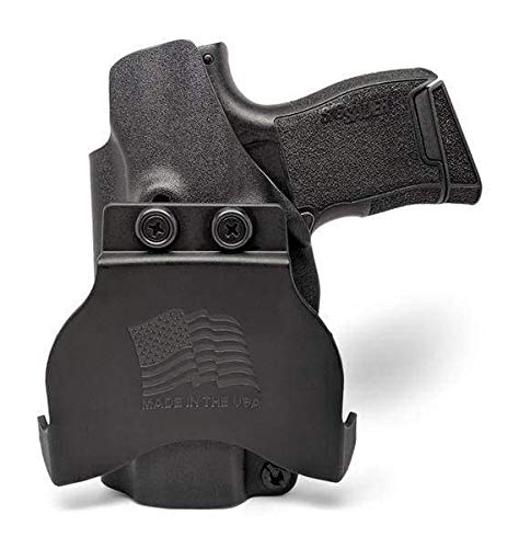 Concealment Express OWB Paddle KYDEX Gun Holster - Outside Waistband - US Made