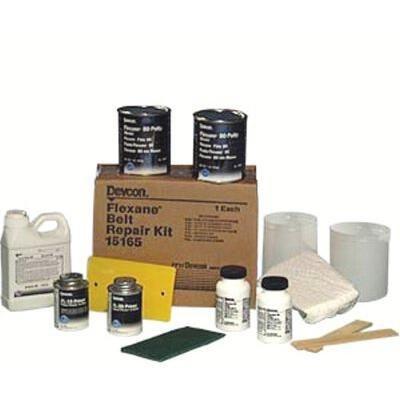 Devcon 15165 Flexane Belt Repair Kit, Black