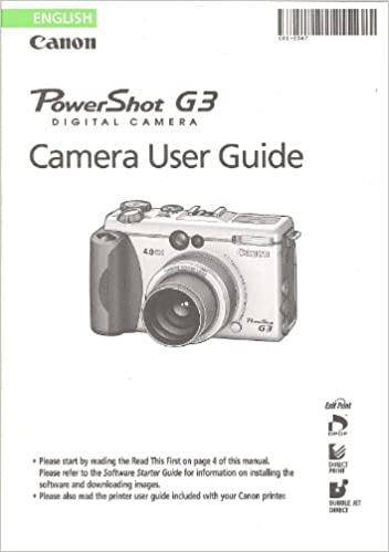 Canon powershot g3 service manual parts list download | uscamera.