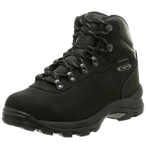Hi-Tec Men's Altitude IV Waterproof Hiking Boot,Black,12 M