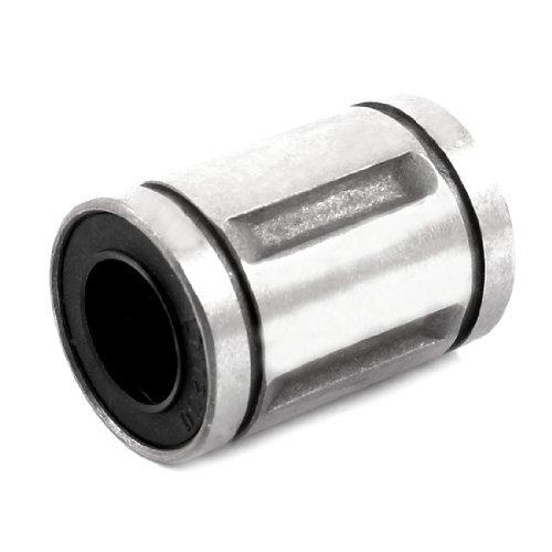 eDealMax bola de rodamiento lineal del movimiento del rodamiento 12 mm x 21 mm x 30 mm Con Doble sellado