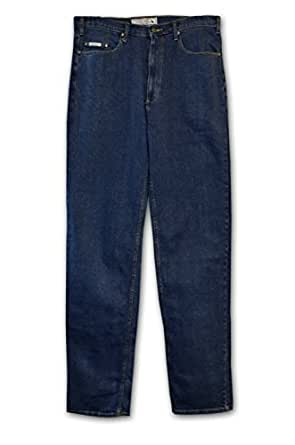 Grand River Relaxed Fit Big & Tall Mens Stonewashed Jeans