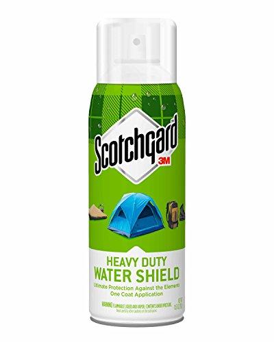 - Scotchgard Heavy Duty Water Shield Camping, Boating & Sporting, 10.5-Ounce