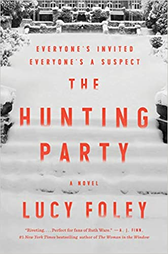 Image result for the hunting party book