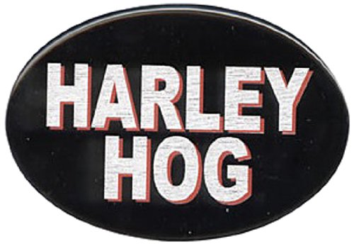 Knockout 124H 'Harley Hog' Hitch Cover