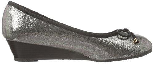 XTI 30403 - Tacones Mujer Silber (PLUMB)