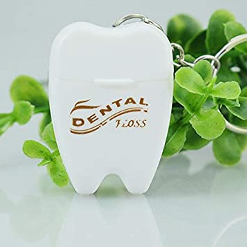Hilo Dental Menta Hilo Dental Cuidado Oral 2 Piezas Diente