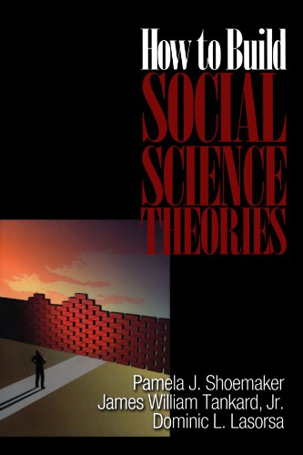 How to Build Social Science Theories [Pamela J. Shoemaker - James William Tankard - Dominic L. Lasorsa] (Tapa Blanda)