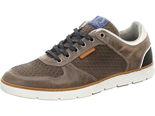 BULLBOXER Herren 5973a Sneaker Brown