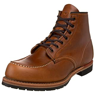 Red Wing Heritage Men's 6-Inch Beckman Moc Toe Boot,Chestnut Featherstone,8 D(M) US (B002KHVFLO) | Amazon price tracker / tracking, Amazon price history charts, Amazon price watches, Amazon price drop alerts