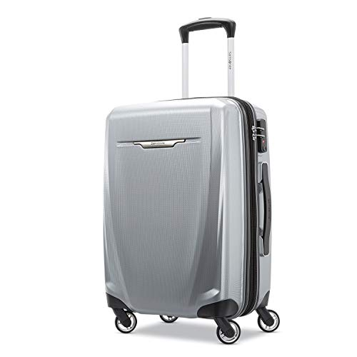 Samsonite Carry-On, Silver ()