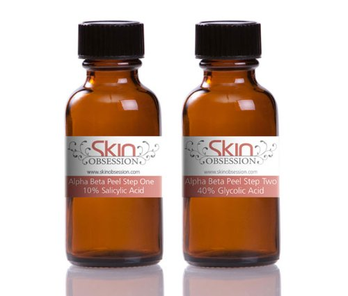 Skin Obsession 40% Alpha Beta Combination Chemical Peel for Acne, Fine Lines & removes sun damage