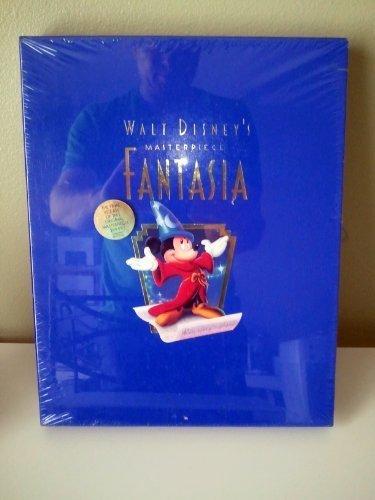 Walt Disney's Masterpiece Fantasia: Deluxe Collector's Edition (Walt Disney Masterpiece Fantasia Deluxe Collectors Edition)