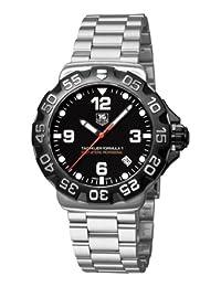 TAG Heuer Men's WAH1110.BA0858 Formula 1 Black Dial Watch