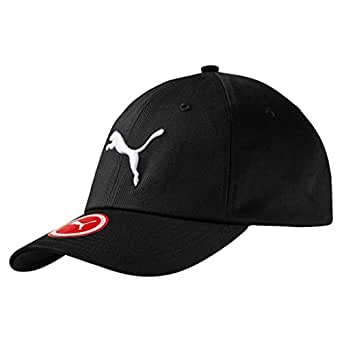 PUMA Men's ESS Cap, Black, ADU