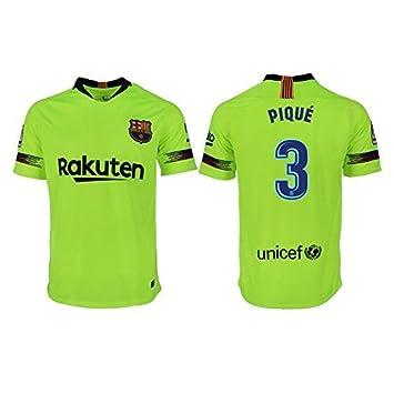 Amazon.com: Scshirt New Barcelona Pique Away - Camiseta de ...