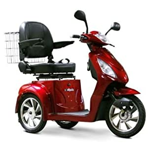 MDS Online - EW36 MOBILITY SCOOTER, FAST POWER ELECTRIC POWER SCOOTER EW36 - RED COLOR