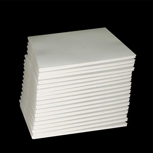 Nahasu - Pegatinas para Impresora de inyección de Tinta, tamaño A4 ...
