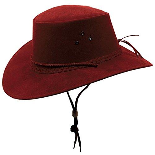 Kakadu Suede Hat - Light Weight Soaka Summer hat, Classic Soaka from KTA