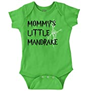 Brisco Brands Mommy Little Mandrake Funny Shirt Harry Cool Potter Gift Cute