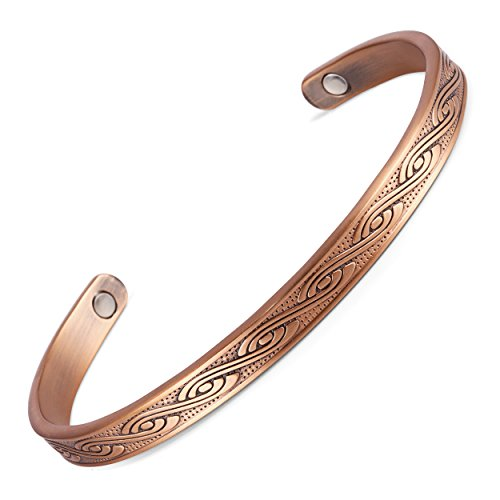 Rainso Bracelet Adjustable Magnetic Jewelry