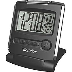 Westclox Folding Travel Alarm Clock 72028 by Westclox
