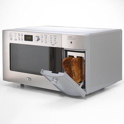 Amazon.com: LG ltm9000st Combinación Microondas y tostador ...