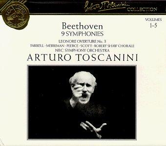 toscanini beethoven symphonies - 5