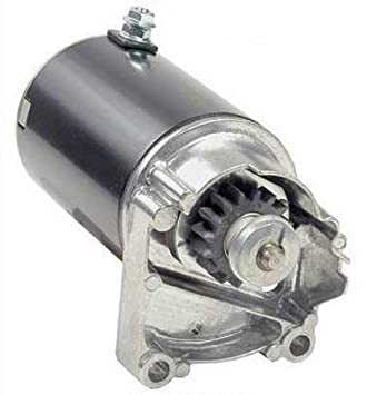 Starter Briggs & Stratton 14HP 16HP 18HP Twin Cylinder Engine Longer Case  495100 498148 5744