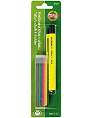Koh-I-Noor S128PN8004BL - Bolígrafo de Jabón de Sastre 1 Paquete, Multicolor
