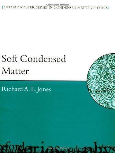 soft condensed matter jones - 2