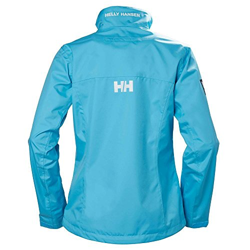 518 Chaqueta Azul Hansen Azul Helly W mujer Crew para Jacket Claro vpCTq