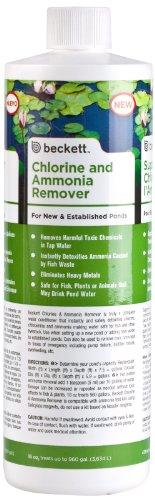 Chlorine Remover - Beckett Corporation's Chlorine/Ammonia Remover