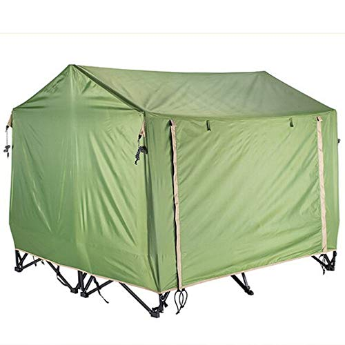 Bjzxz Winter Tent 2 People Hiking Camping Bed Automatic 4 Seasons Outdoor Tent Camping Travel Folding Waterproof Winter…