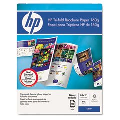 (HP Tri-Fold Color Laser Brochure Paper)