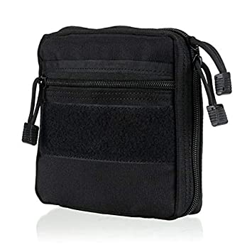 HWZ Tactical Molle Bags Portable Packs edc Pouch Multi-Function Medical Kit Utility Tool Belt First Aid Survival Bag