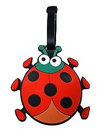 Tapp C. Travel Luggage Name Tag - Ladybug