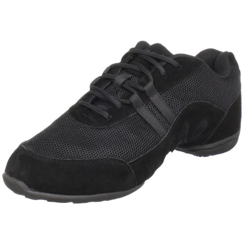 SANSHA Blitz 3 Dance Sneaker,Black,15 (13 M US Women's/10 M US Men's)