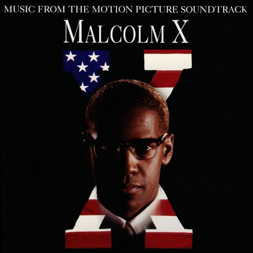 Cover of Malcolm X (Music From The Motion Picture Soundtrack)