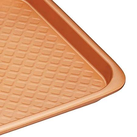 Kitchencraft Masterclass Smart cerámica grande apilables bandeja ...
